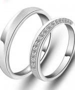 New Designs Of Promise Rings For Couples 2015 001