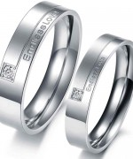 New Designs Of Promise Rings For Couples 2015 002