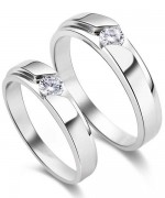 New Designs Of Promise Rings For Couples 2015 003