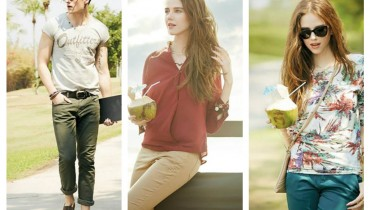 Outfitters Summer Collection 2015 For Men And Women 001