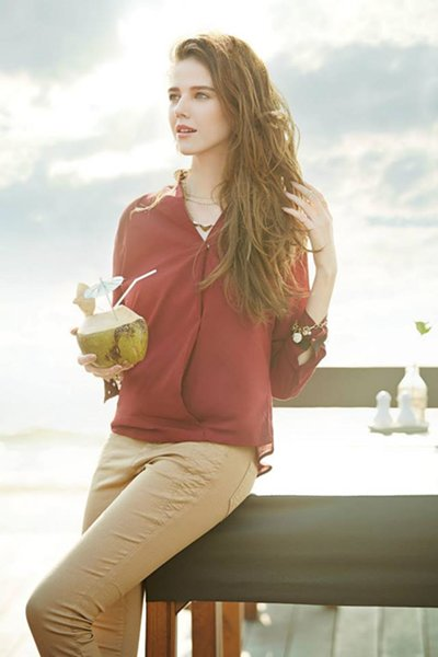 Outfitters Summer Collection 2015 For Men And Women 007