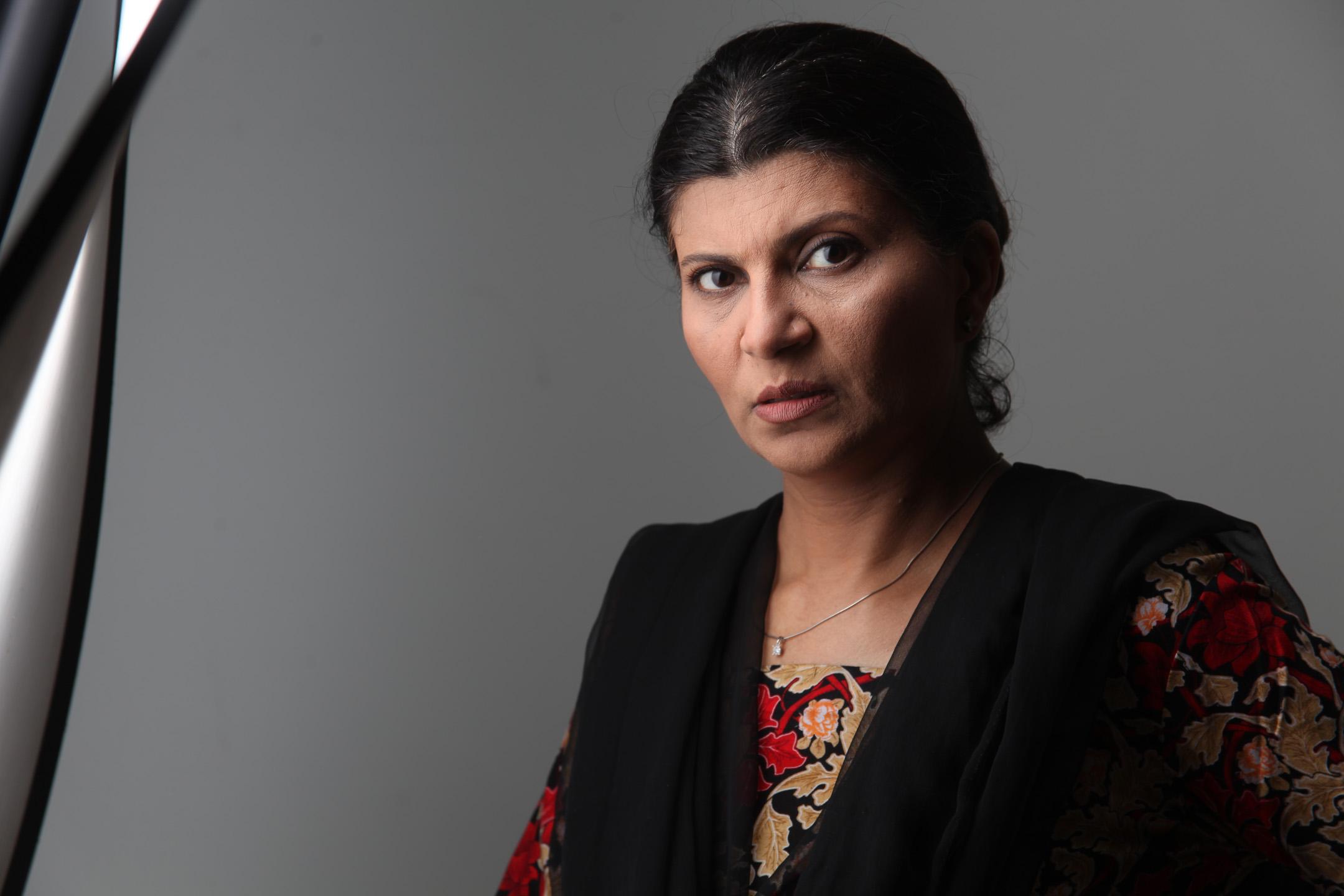 Rubina Ashraf london