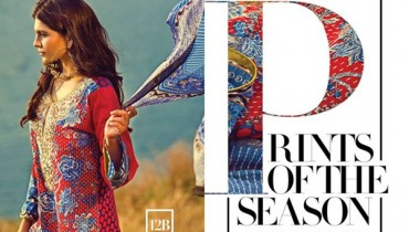 Sana Safinaz Summer Collection 2015 For Women 0013