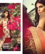 Sana Safinaz Summer Collection 2015 For Women 005