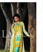 Sana and Samia Lawn Dresses 2015 by Lala 1