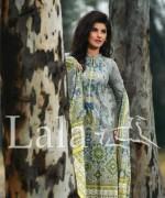Sana and Samia Lawn Dresses 2015 by Lala 11