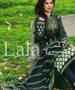 Sana and Samia Lawn Dresses 2015 by Lala 6