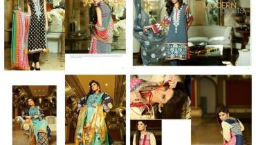Shaista Cloth Summer Collection 2015 Volume 1 For Women 001