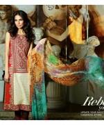 Shaista Cloth Summer Collection 2015 Volume 1 For Women 002