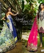 So Kamal Lawn Dresses 2015 By Ayesha Hashwani 14