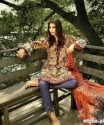 So Kamal Lawn Dresses 2015 By Ayesha Hashwani 3