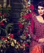 Umsha By Uzma Babar Bridal Dresses 2015 For Women 001