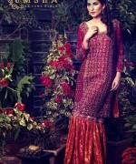 Umsha By Uzma Babar Bridal Dresses 2015 For Women 0012