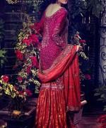 Umsha By Uzma Babar Bridal Dresses 2015 For Women 0014