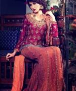 Umsha By Uzma Babar Bridal Dresses 2015 For Women 004