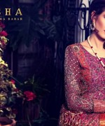 Umsha By Uzma Babar Bridal Dresses 2015 For Women 006