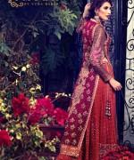 Umsha By Uzma Babar Bridal Dresses 2015 For Women 008