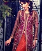 Umsha By Uzma Babar Bridal Dresses 2015 For Women 009