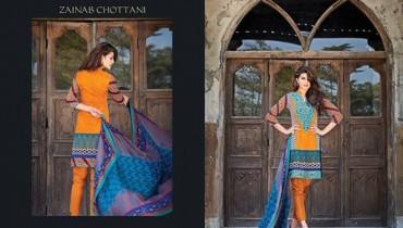 Zainab Chottani Summer Collection 2015 For Women 0017