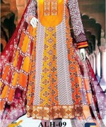 Aamir Liqauat Anchal Lawn Collection 2015 For Summer 1