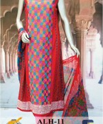 Aamir Liqauat Anchal Lawn Collection 2015 For Summer 11