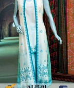 Aamir Liqauat Anchal Lawn Collection 2015 For Summer 2