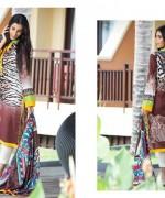 Al Zohaib Textile Monsoon Lawn Collection 2015 Volume 2 For Women 003
