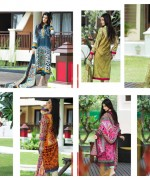 Al Zohaib Textile Monsoon Lawn Collection 2015 Volume 2 For Women
