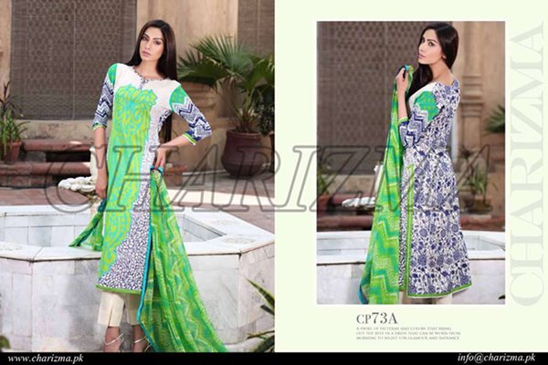 Charizma Summer Collection 2015 Volume 2 For Women 0014