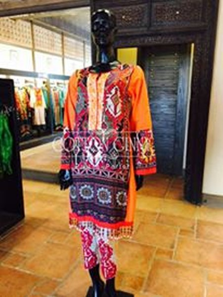 Cotton Ginny Summer Collection 2015 For Women 007