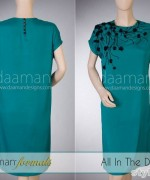 Daaman Summer Dresses 2015 For Girls 2