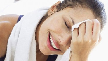 Deal with Excessive Sweating