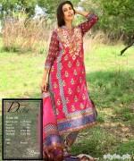 Deeba Premium Lawn Collection 2015 by Shariq Textiles 7