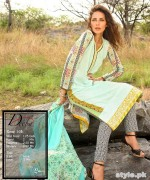 Deeba Premium Lawn Collection 2015 by Shariq Textiles 8