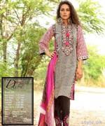Deeba Premium Lawn Collection 2015 by Shariq Textiles 9