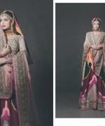 Fahad Hussayn Bridal Dresses 2015 For Women 002