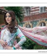 Farah Talib Aziz Lawn Collection 2015 By LSM Fabrics 002