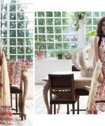 Firdous Cloth Mills Lawn Collection 2015 Volume 2 0012