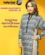 Hadiqa Kiani Fabric World Lawn Collection 2015 Volume 2 For Women 006
