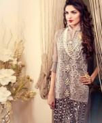 Kanav Evening Wear Collection 2015 For Women 002