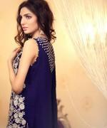 Kanav Evening Wear Collection 2015 For Women 005
