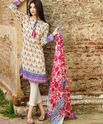 Khaadi Lawn Collection 2015 Volume 2 For Women 0011