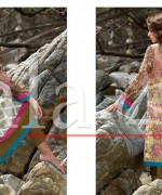 Lala Vintage Lawn Dresses 2015 For Summer 1