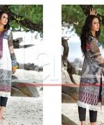 Lala Vintage Lawn Dresses 2015 For Summer 5