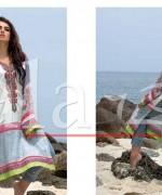 Lala Vintage Lawn Dresses 2015 For Summer 7
