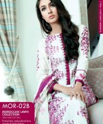 Latest Pakistani Casual Dresses Designs 2015 For Girls 5