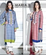 Maria B Ready To Wear Dresses 2015 For Summer 1