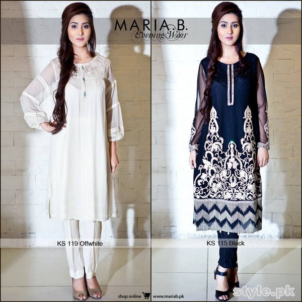 Maria B Ready To Wear Dresses 2015 For Summer 6