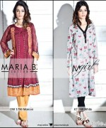 Maria B Ready To Wear Dresses 2015 For Summer 9