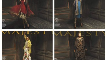 Mohsin Naveed Ranjha Majesty Collection 2015 For Women